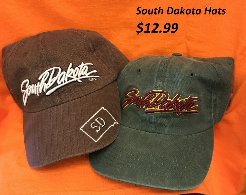 South Dakota Hats