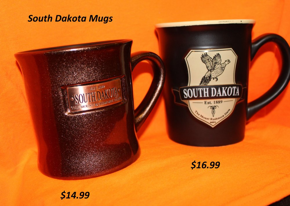 South Dakota Mugs